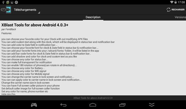 [Tuto] Customiser sa tablette android (heure, wifi, batterie) 09