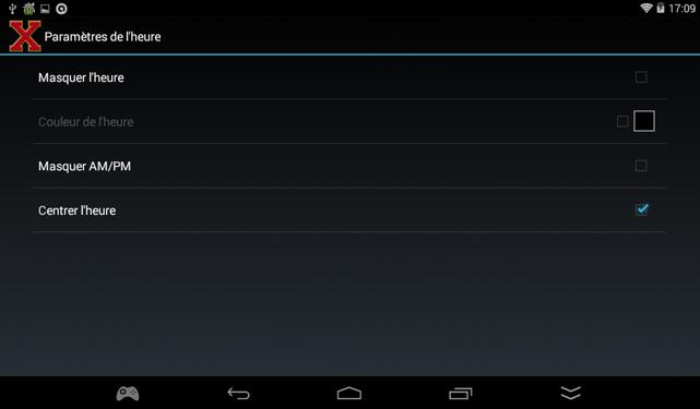 [Tuto] Customiser sa tablette android (heure, wifi, batterie) 15